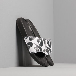 Nike Benassi Jdi Print Black/ Black-White 631261-036