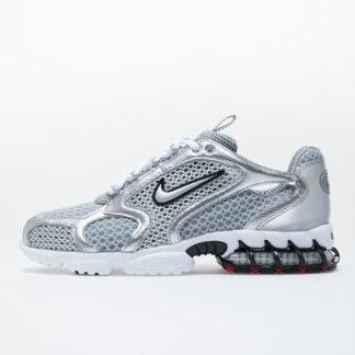 Nike Air Zoom Spiridon Cage 2 Lt Smoke Grey/ Metallic Silver CJ1288-001