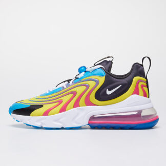 Nike Air Max 270 React Eng Laser Blue/ White-Anthracite-Watermelon CD0113-400