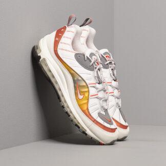 Nike Air Max 98 Se Vast Grey/ Summit White-Team Orange CD0132-002