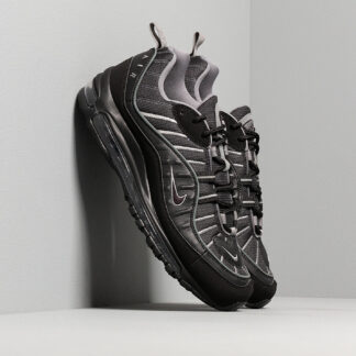Nike Air Max 98 Black/ Black-Smoke Grey-Vast Grey CI3693-002