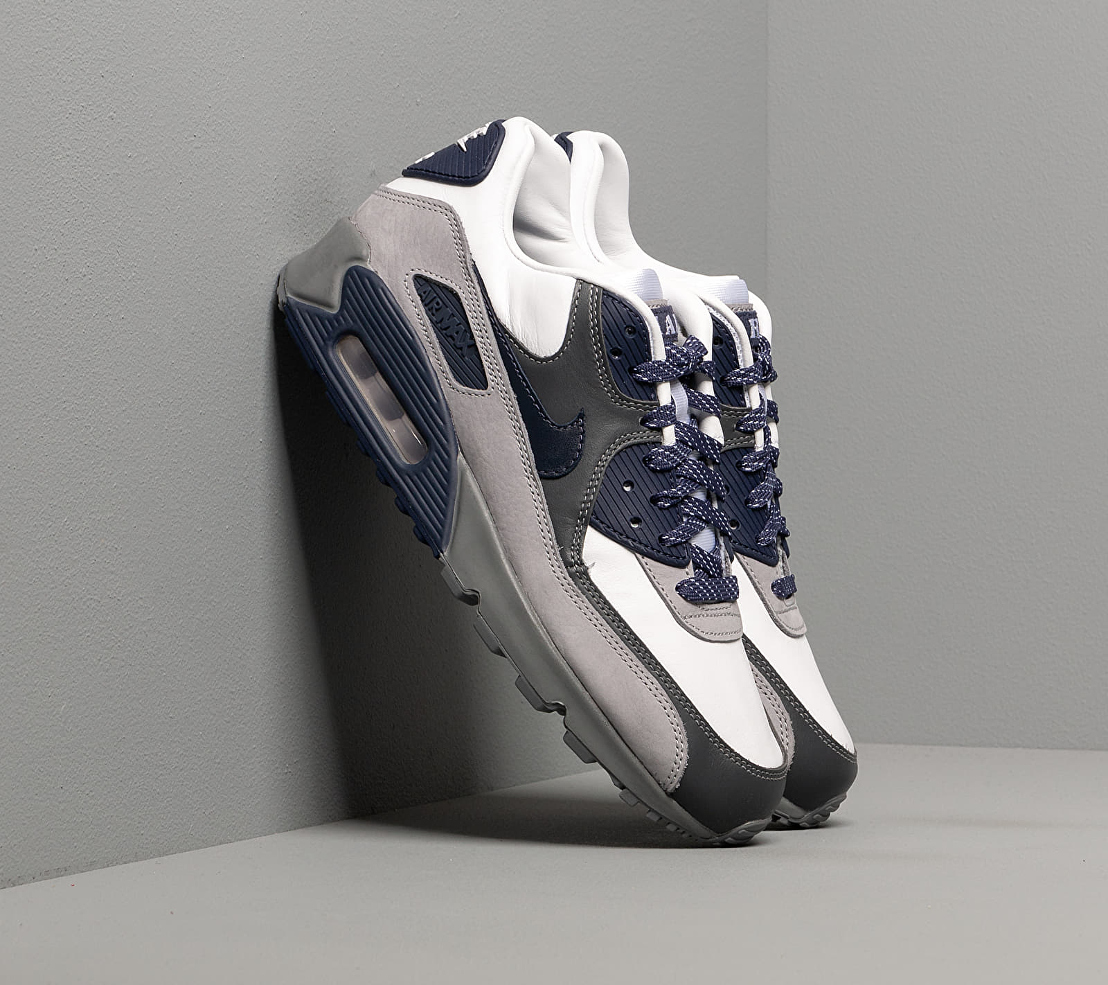 Nike Air Max 90 NRG White/ Neutral Indigo-Smoke Grey CI5646-100