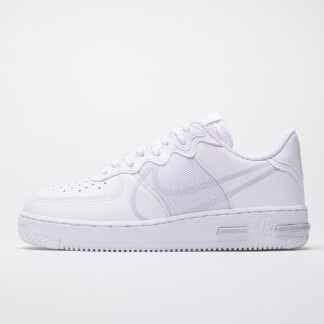 Nike Air Force 1 React White/ Pure Platinum CT1020-101