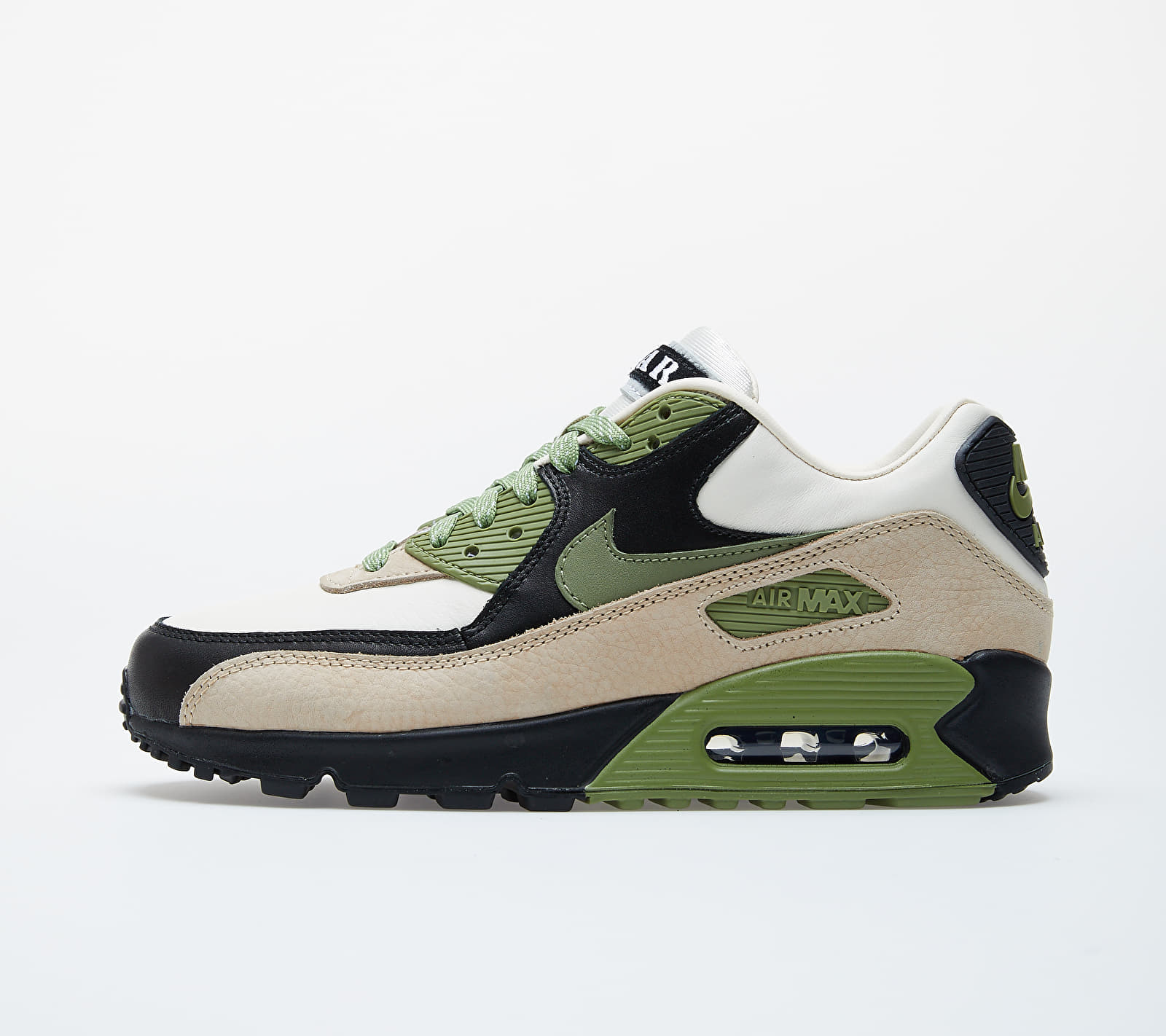 Nike Air Max 90 NRG Light Cream/ Alligator-Pale Ivory-Black CI5646-200