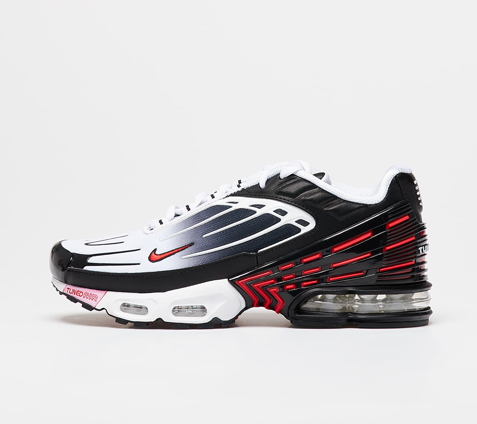 Nike Air Max Plus III Black/ University Red-White-Black CD7005-004