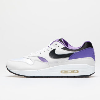 Nike Air Max 1 DNA CH.1 White/ Black-Purple Punch AR3863-101