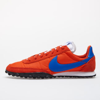 Nike Waffle Racer Team Orange/ Game Royal-Rust Factor-Black CN8116-800