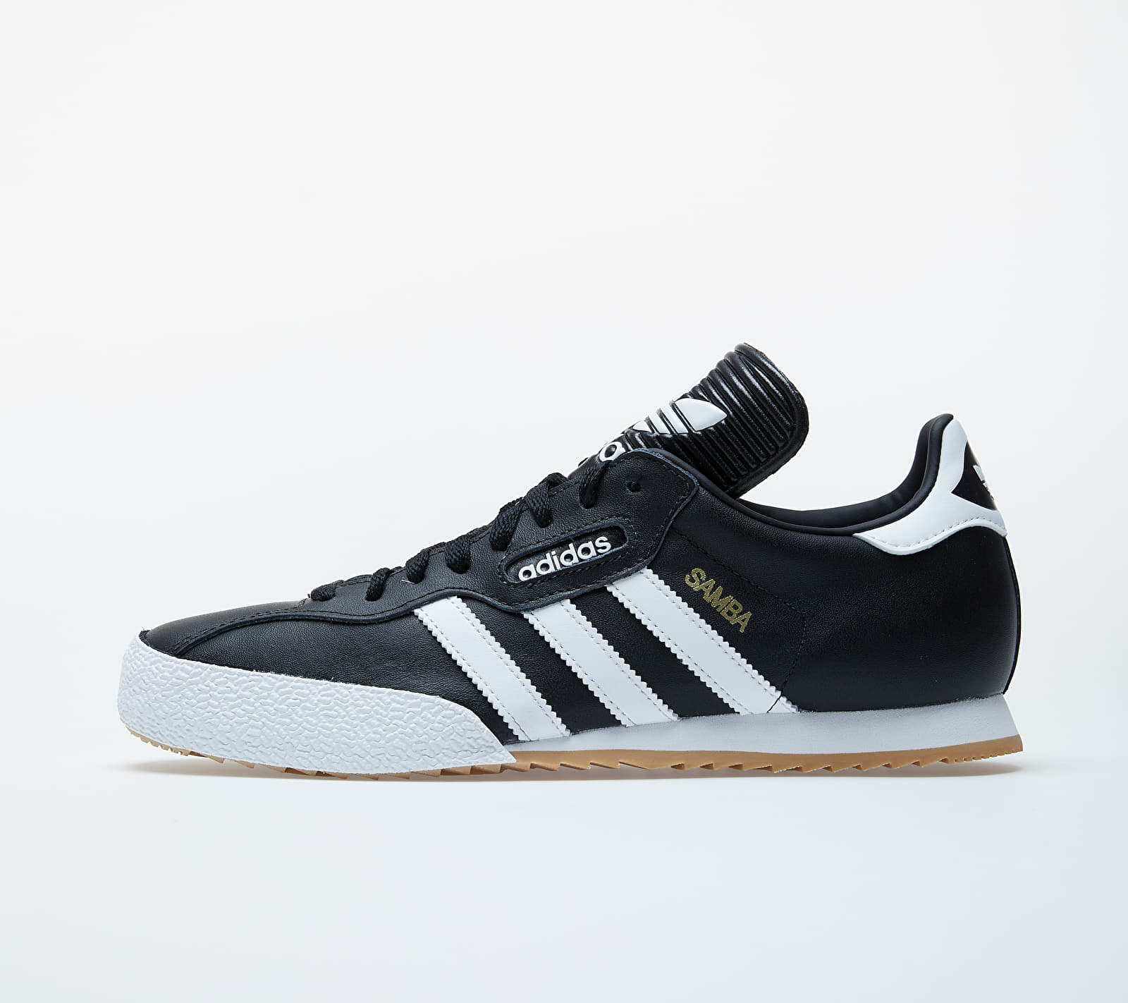 adidas Samba Super Black/ Run White 019099