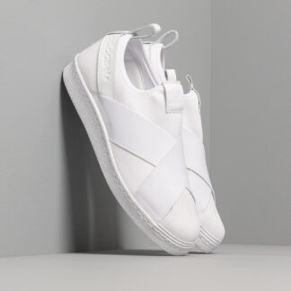 adidas Superstar Slip On Ftw White/ Ftw White/ Ftw White BZ0111