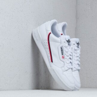 adidas Continental 80 Cloud White/ Scarlet/ Collegiate Navy G27706