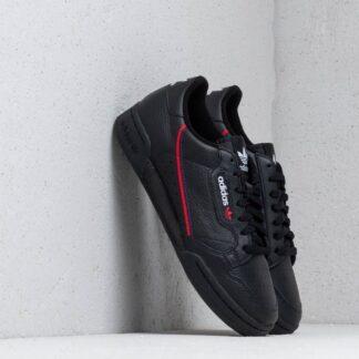 adidas Continental 80 Core Black/ Scarlet/ Collegiate Navy G27707