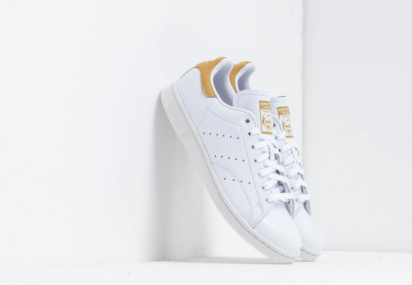 adidas Stan Smith Ftw White/ Ftw White/ Rawoch BD7437