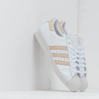 adidas Superstar 80S Ftw White/ Ecrtin/ Crystal White CG7085