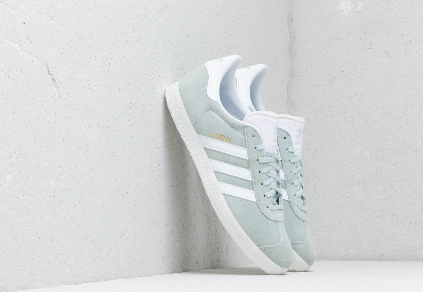 adidas Gazelle Vap Green/ Ftw White/ Crystal White DB3295