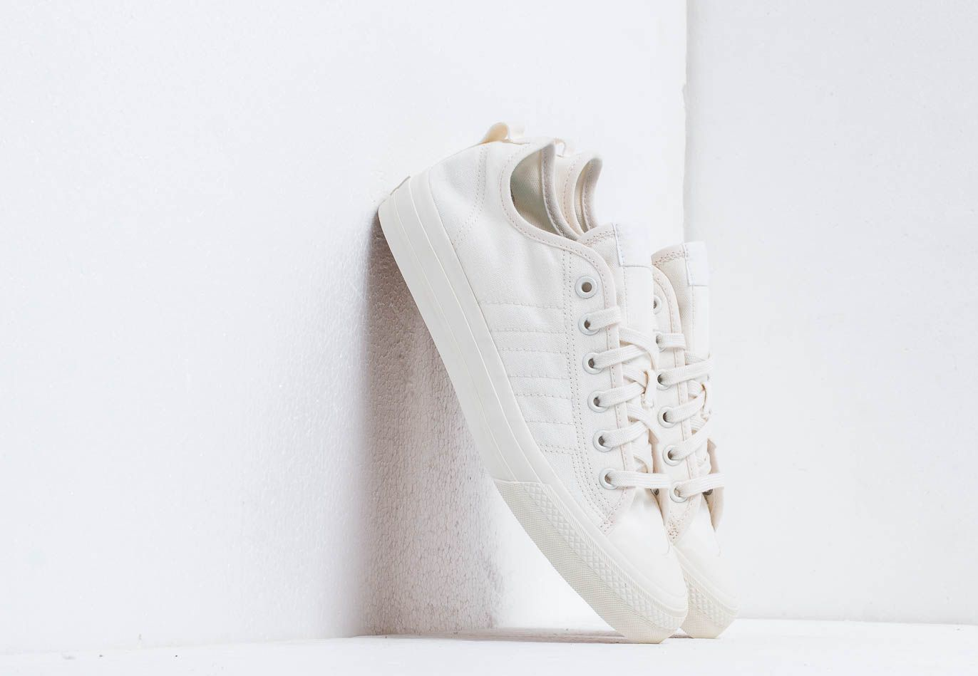 adidas Nizza Rf Cloud White/ Cloud White/ Off White F34945