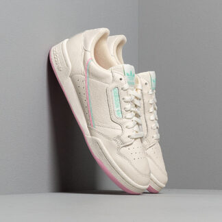 adidas Continental 80 Off White/ True Pink/ Clear Mint BD7645