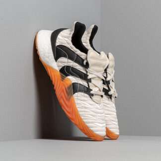 adidas Sobakov Boost Core White/ Core Black/ Clear Ochre BD7674
