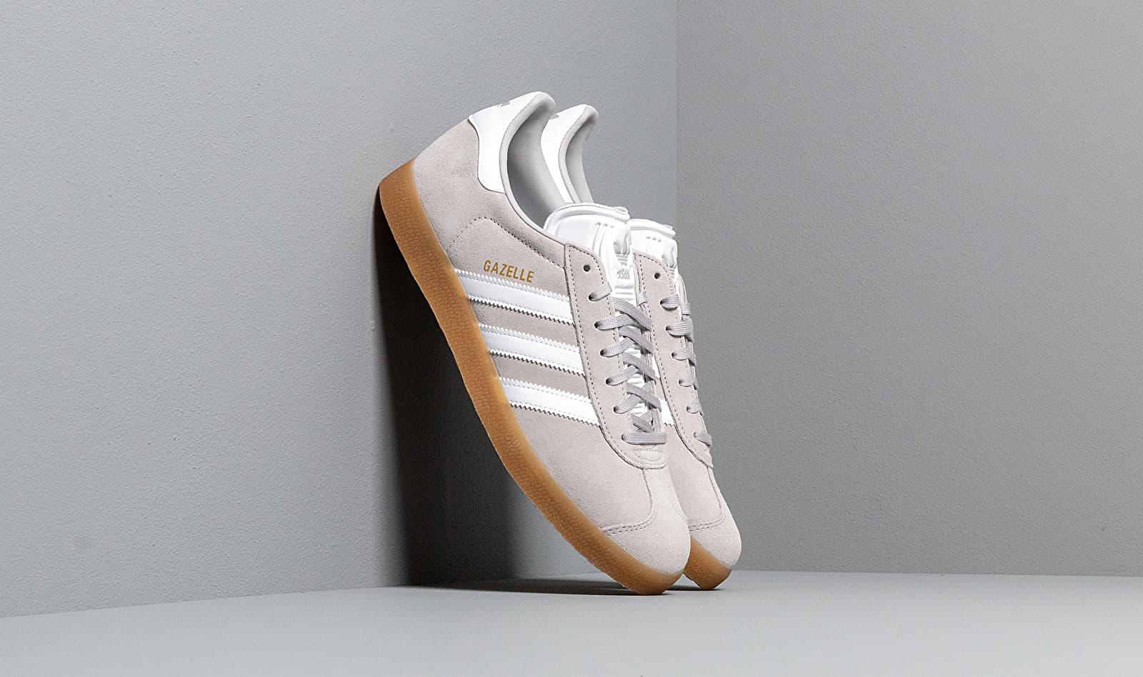 adidas Gazelle Grey Two/ Ftw White/ Gum3 DA8873