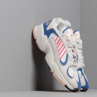 adidas Yung-1 Crystal White/ Clear Orange/ Clear Royal BD7654
