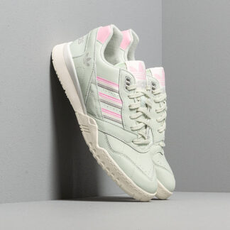 adidas A.R. Trainer Linen Green/ True Pink/ Off White D98156