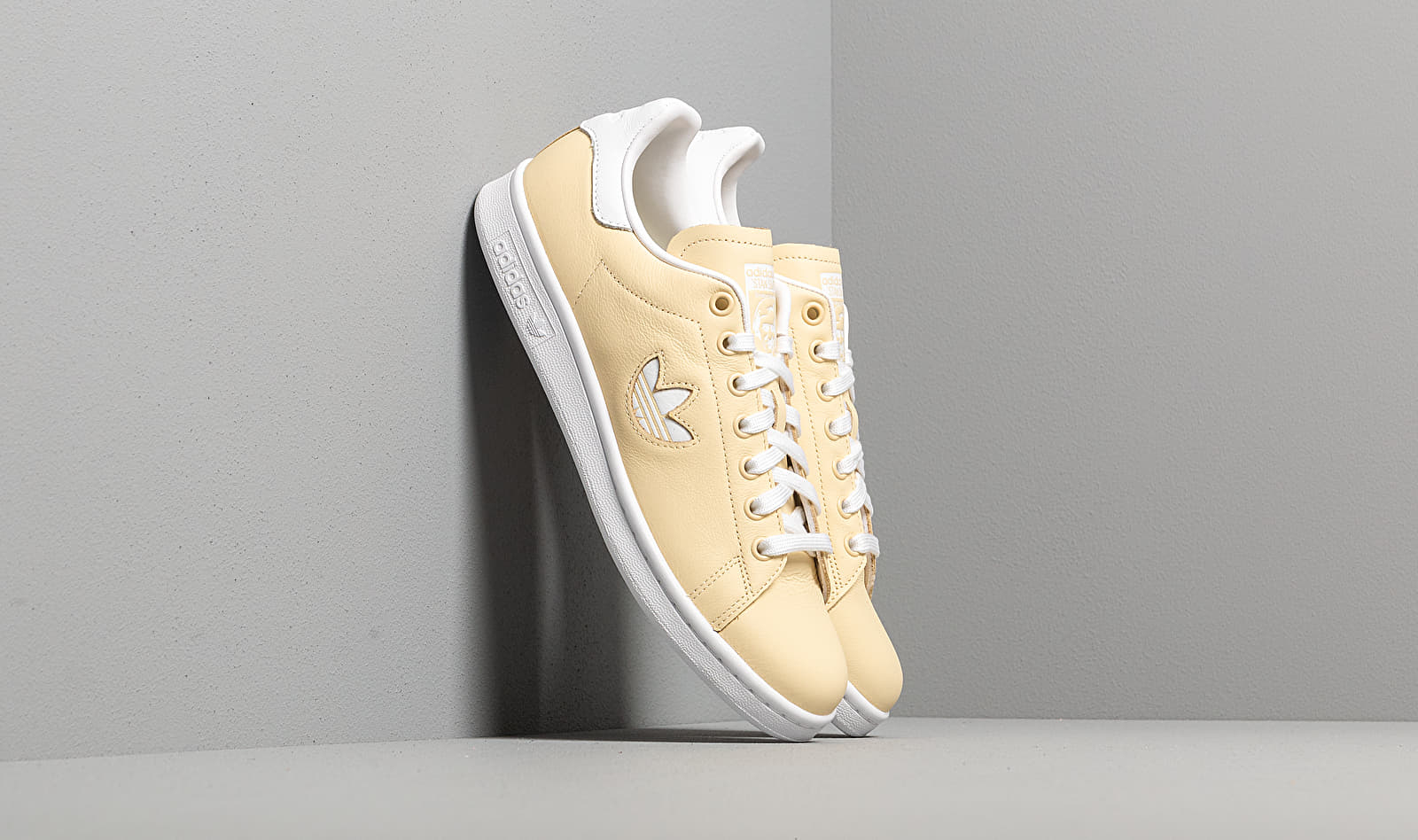 adidas Stan Smith Easy Yellow/ Ftw White/ Easy Yellow BD7438