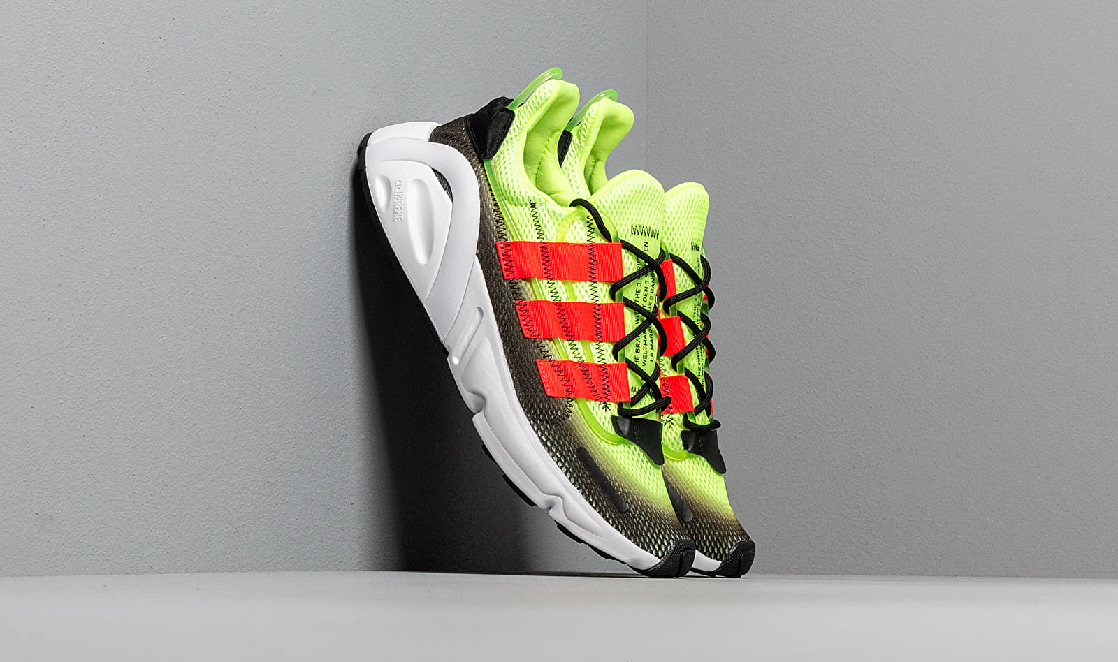 adidas LXCON Core Black/ Shock Red/ Ftw White G27578