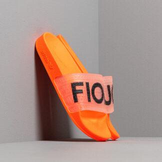 adidas by Fiorucci Adilette Solar Orange/ Solar Gold/ Black G28915