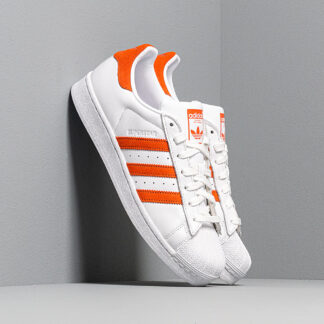 adidas Superstar Ftw White/ Orange/ Ftw White EE4472