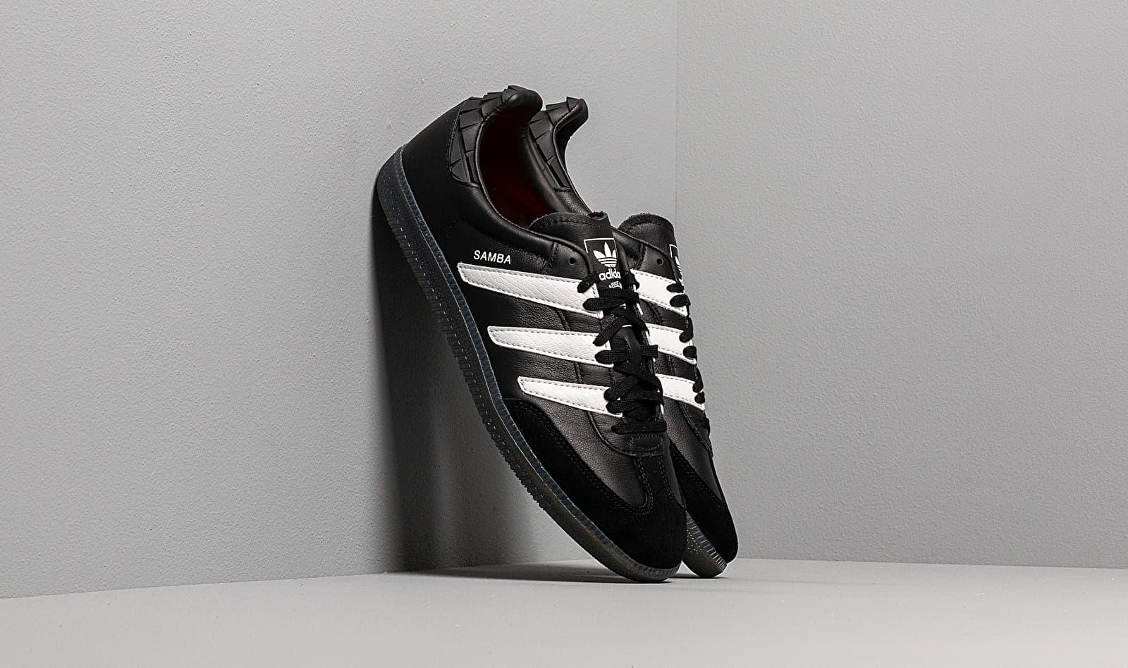 adidas Samba OG Core Black/ Ftw White/ Solar Red EE6520