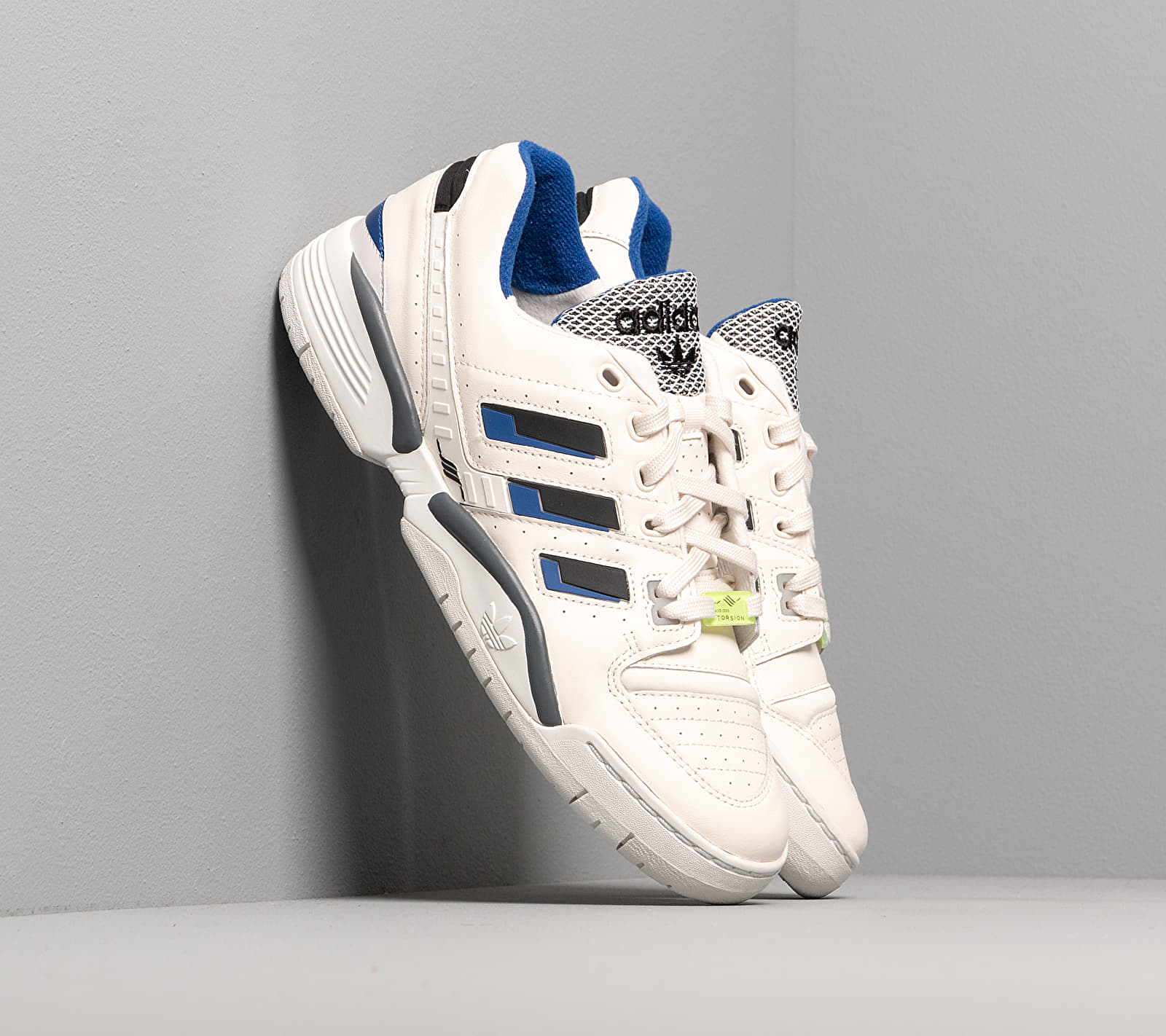 adidas Torsion Comp Crystal White/ Core Royal/ Core Black EE7377