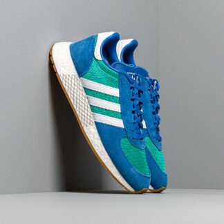 adidas Marathon Tech Hi-Res Aqua/ Ftw White/ Blue EE4918