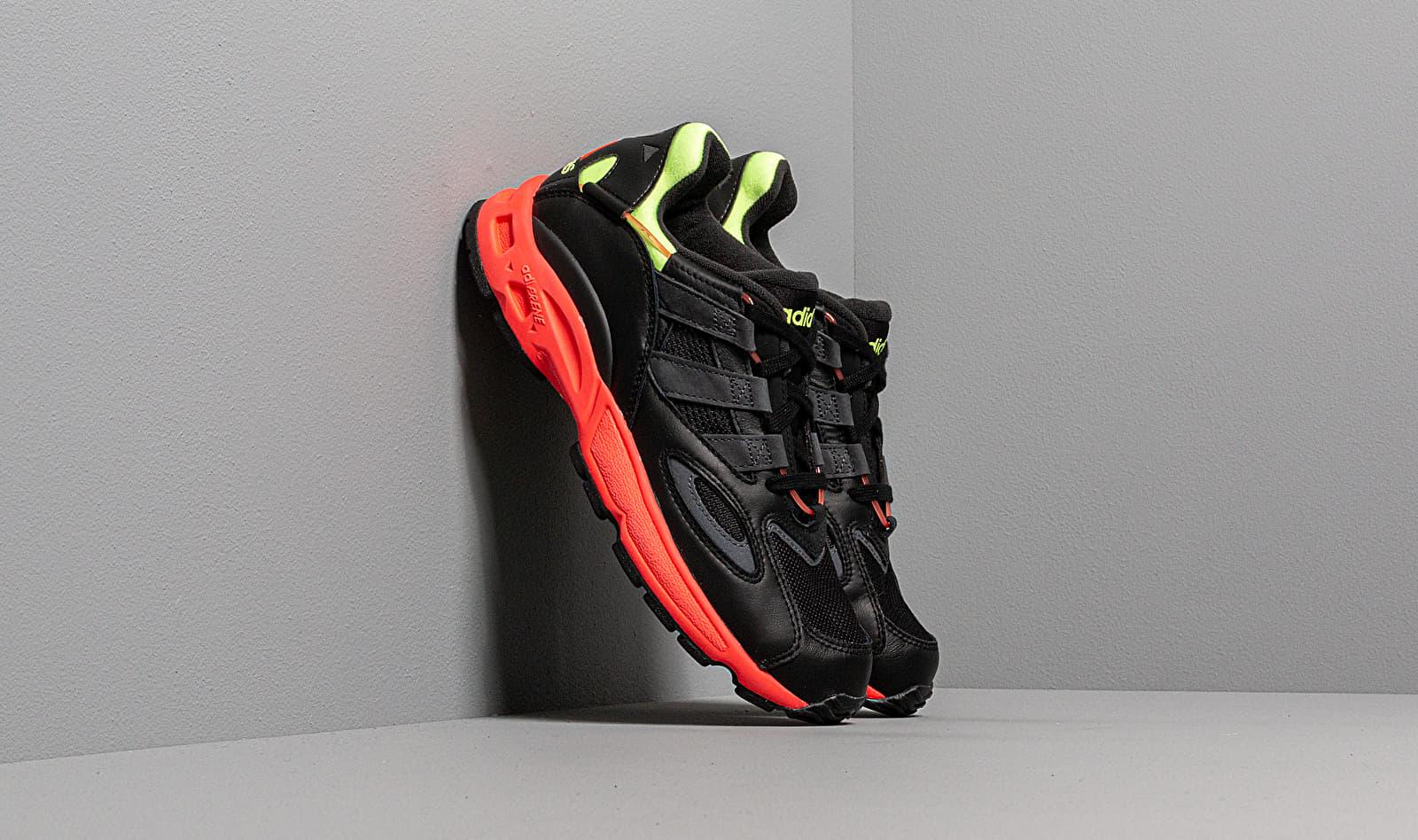 adidas LXCON 94 Core Black/ Grey Six/ Solar Red EE6257
