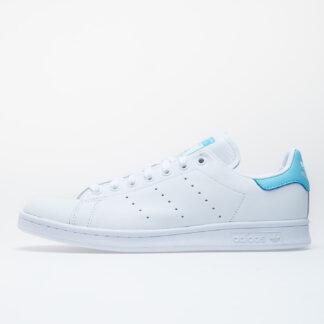 adidas Stan Smith Ftw White/ Ftw White/ Blue Glow EF4480