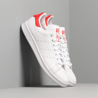 adidas Stan Smith Ftw White/ Ftw White/ Lust Red EF4334
