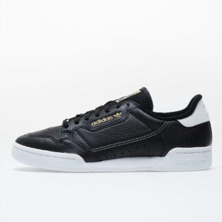 adidas Continental 80 Core Black/ Core Black/ Ftw White EH1546