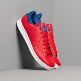 adidas Stan Smith Scarlet/ Scarlet/ Core Royal FV3266