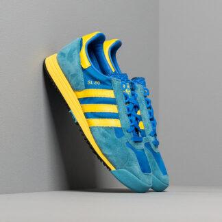 adidas SL 80 Glow Blue/ Yellow/ Tactile Steel FV4029