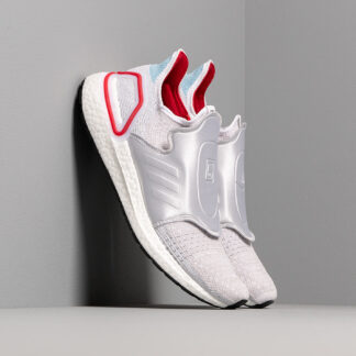 adidas Consortium x DOE UltraBOOST 19 Core White/ Core White/ Power Red EG6646