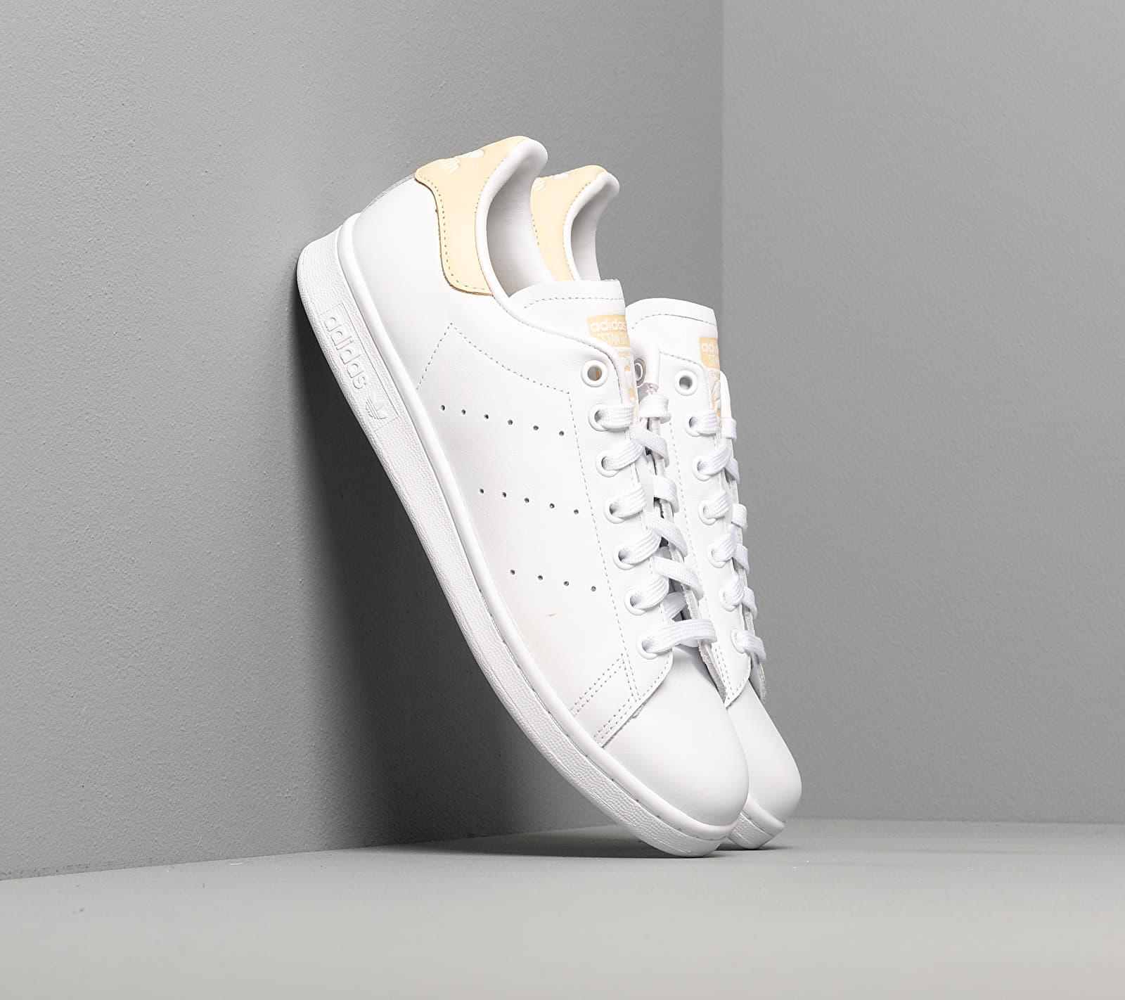 adidas Stan Smith Ftw White/ Ftw White/ Easy Yellow EF4335