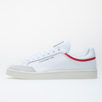 adidas Americana Low Ftw White/ Glow Red/ Core White EF6385