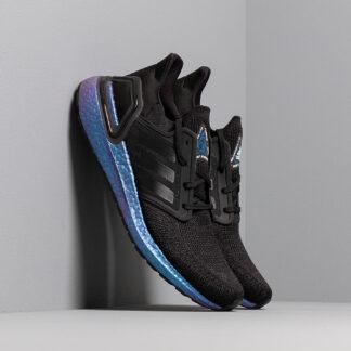 adidas UltraBOOST 20 Core Black/ Core Black/ Blue Vime EG1341
