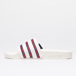 adidas Consortium x Extra Butter Adilette Off White/ Collegiate Royal/ Off White EG1719
