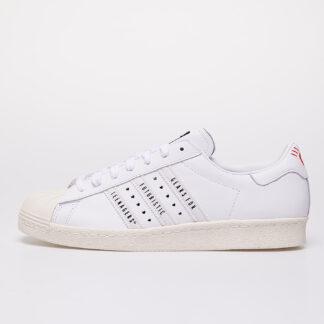 adidas x Pharrell Williams Superstar 80s Human Made Core Black/ Ftwr White/ Off White FY0730