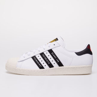 adidas x Pharrell Williams Superstar 80s Human Made Ftwr White/ Core Black/ Off White FY0728