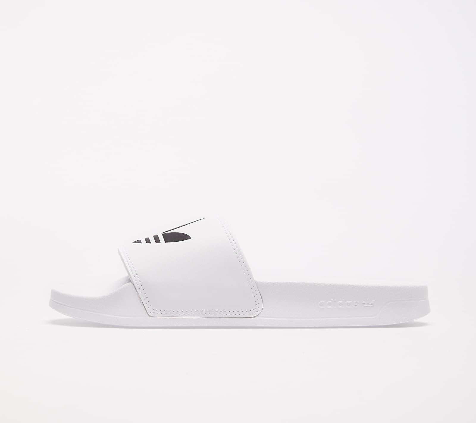 adidas Adilette Lite Ftwr White/ Core Black/ Ftwr White FU8297