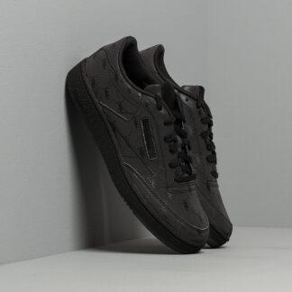 Reebok x Trés Rasché Club C 85 MU Black/ Black/ Black FW8452