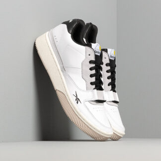 Reebok Dual Court Black/ White/ Cold Grey 2 EG1213