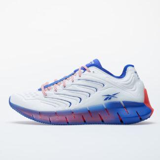 Reebok Zig Kinetica White/ Active Blue/ Radiate Red FX2460