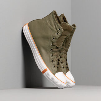 Converse Chuck Taylor All Star Faux Shearling Field Surplus/ White/ Honey 166126C