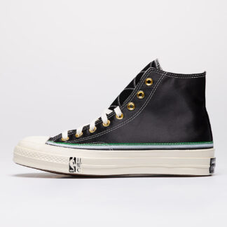 Converse Chuck 70 Hi Black/Green 167057C